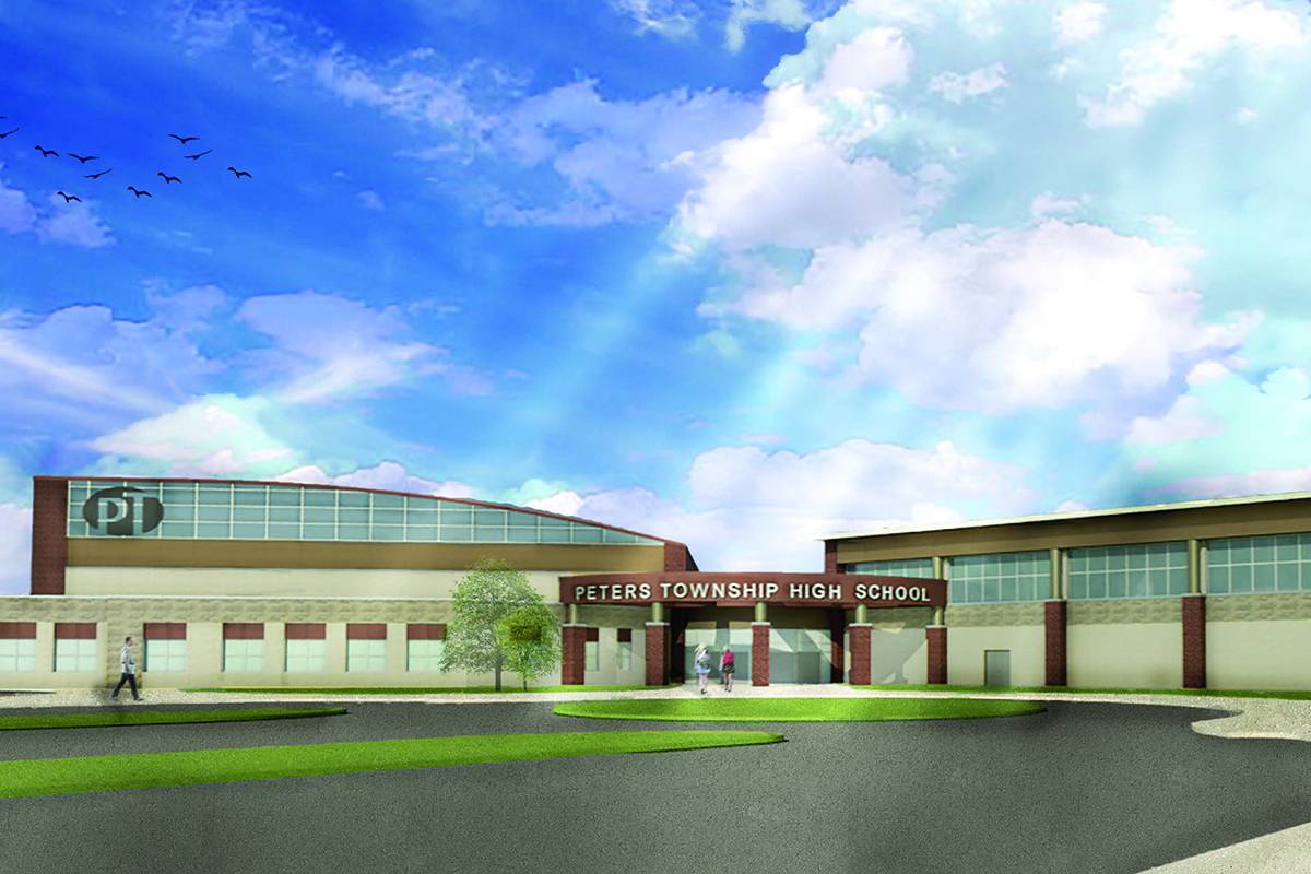 Exterior Rendering – Overall