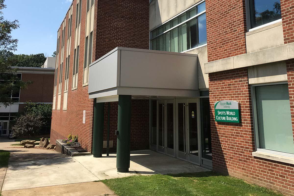 4- Slippery Rock University 3