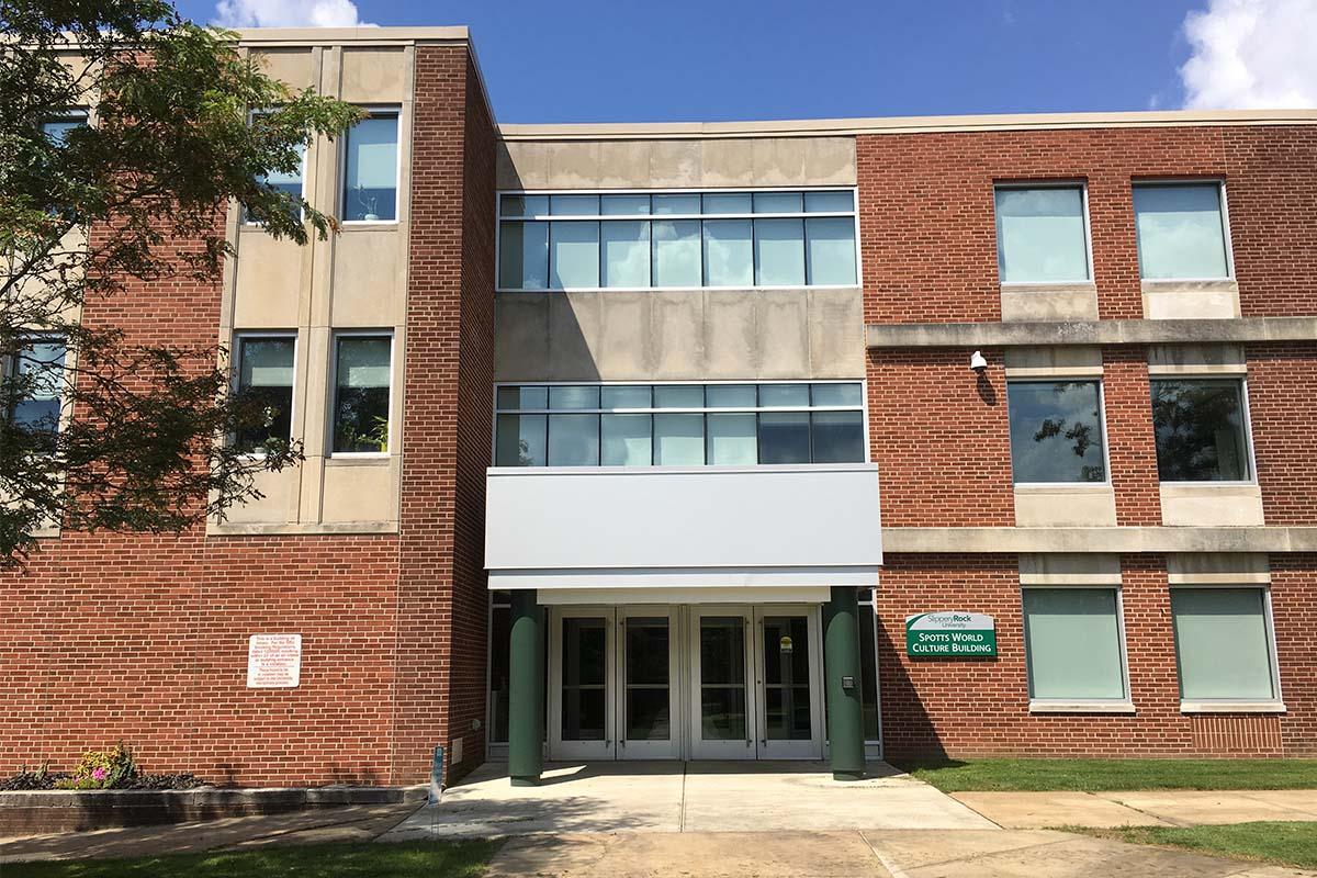 4- Slippery Rock University 4