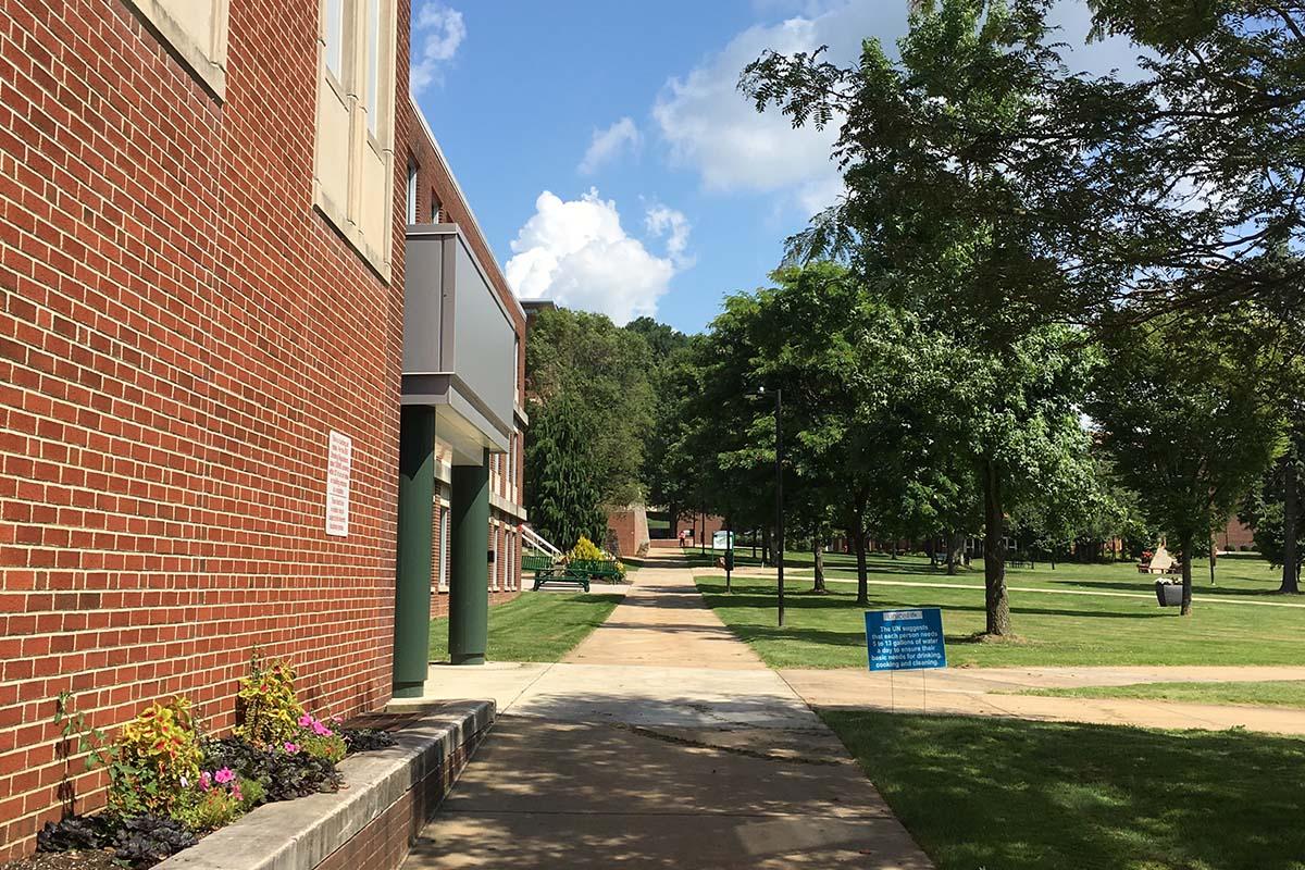 4- Slippery Rock University 5