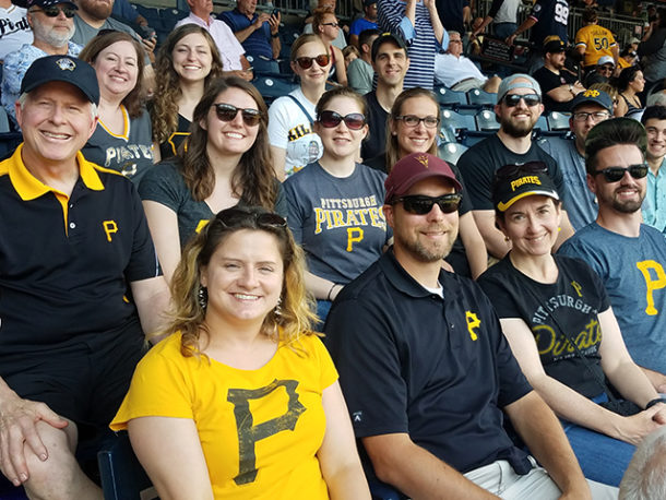 Pirates Game 2019