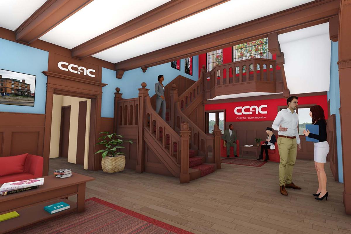 10 – CCAC Chalfant Hall 1