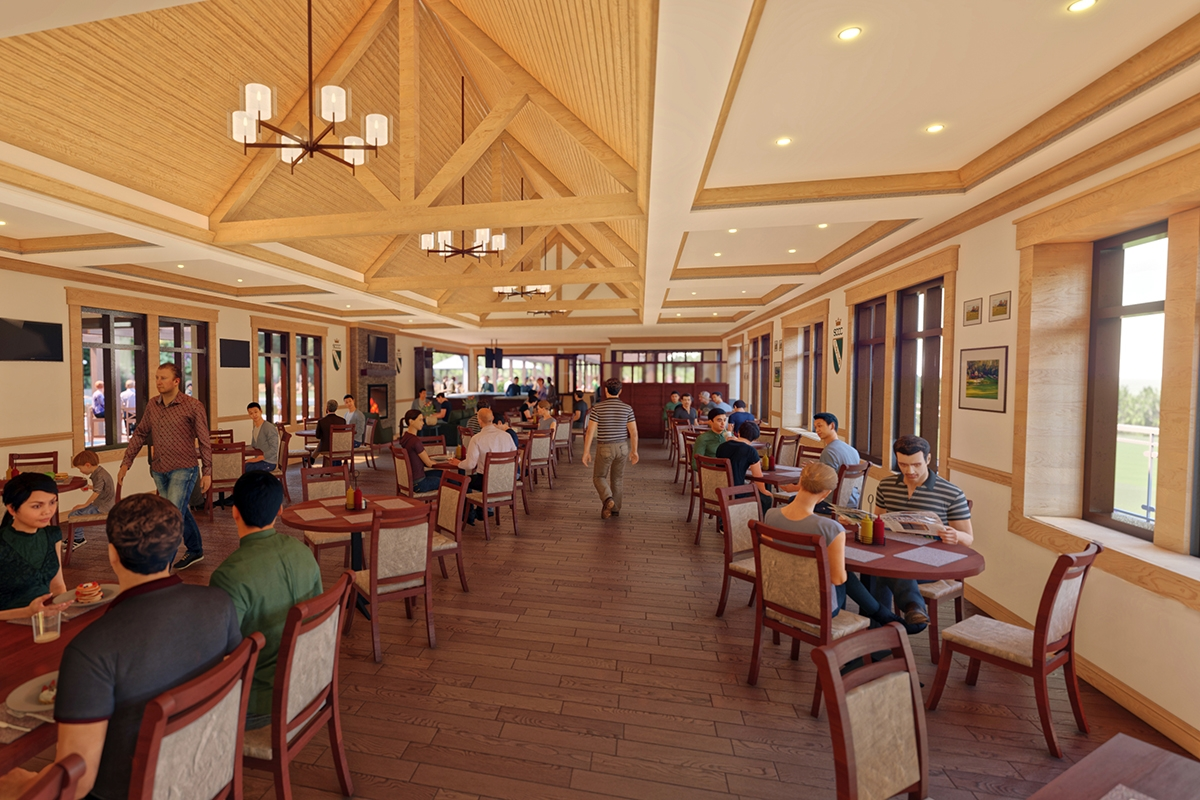 St. Clair Country Club – Interior