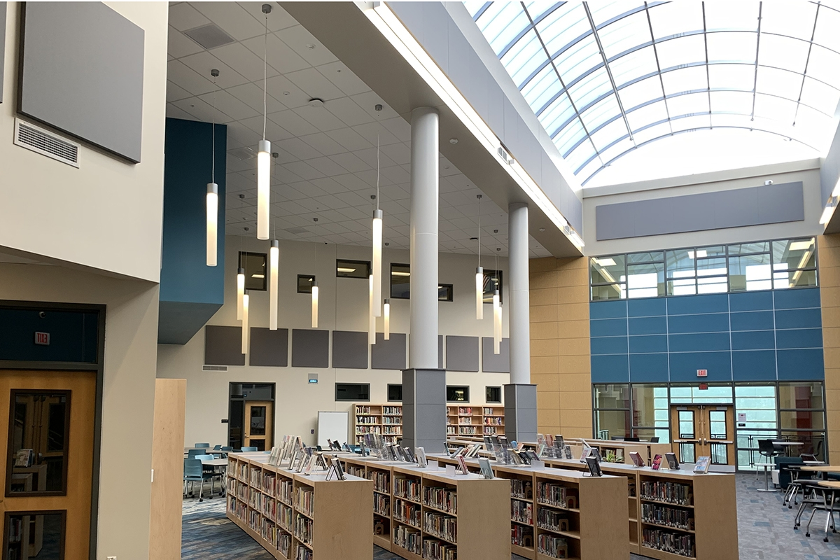 Learning Commons – February 2021